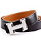 Best-quality-hermes-belt-silver